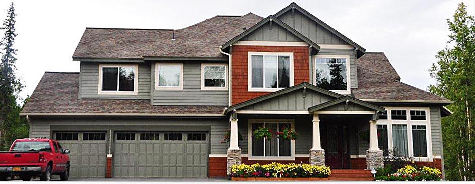 Acacia home design by Colony Builders, Inc.