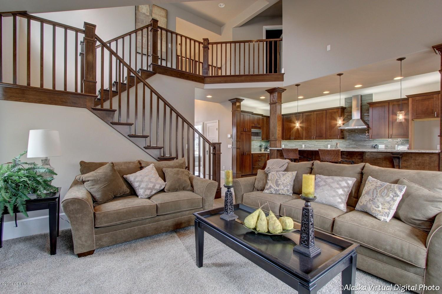 17 living room_staircase