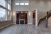 Merlot II great room, fireplace & stairs