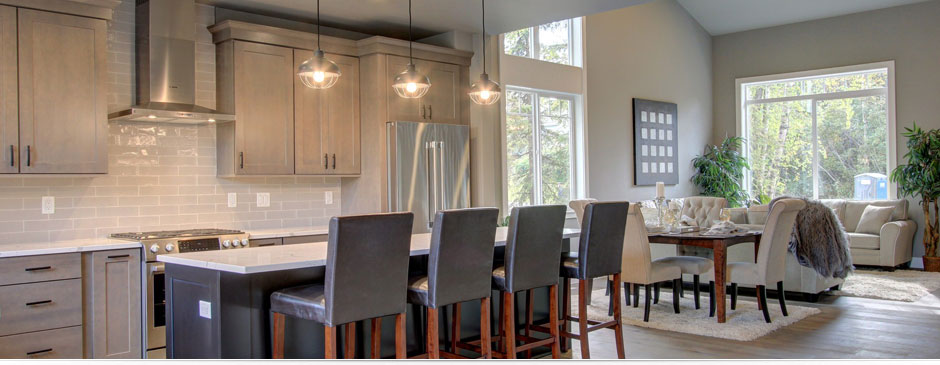 Chapelle home design kitchen